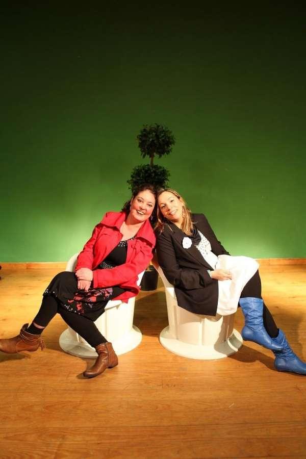 Teatro Arcón de Olid estrena mañana en la Sala Borja de Valladolid la comedia 'Creo en Dios'