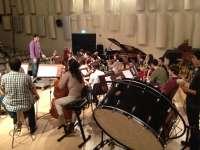 'La perla de Jorge' graba su banda sonora en Oviedo