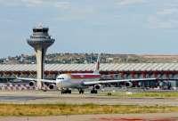 Iberia cancelará diez vuelos con Galicia este lunes por la huelga de pilotos