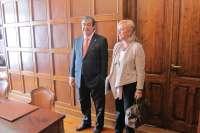 Cascos (Foro) y Fernández (PP) se reúnen este martes en la Junta General