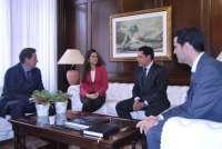 La delegada del Gobierno en Canarias resalta que la visita de Rivero a Marruecos ha sido promovida por Exteriores