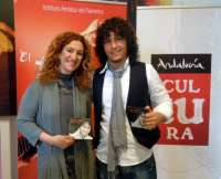 El cantaor onubense Jesús Corbacho presenta en Sevilla 'Debajo del romero', su primer disco de estudio