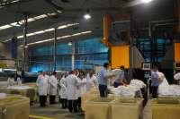 Indusal Navarra iniciará el próximo año las obras de ampliación, con una inversión de 4,5 millones