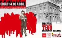 Juventudes Socialistas celebra este sábado un ciclo sobre la Memoria Histórica como homenaje a los veteranos del PSOE