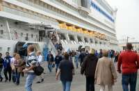 El crucero Le Boreal llega el jueves con 250 pasajeros