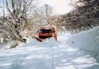 El Gobierno de Navarra recomienda circular con precaución ante el riesgo de nevadas en la zona pirenaica