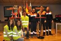 Cientos de aficionados disfrutan en San Javier de la Copa del Mundo y la  Eurocopa de la Selección Española de Fútbol