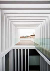 El hotel y restaurante Atrio, en Cáceres, elegido para representar a España en la Bienal Iberoamericana de Arquitectura