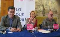 Díez (UPyD) insta a IULV-CA a cumplir con su programa y a reformar la Ley Electoral si entra en el Gobierno andaluz