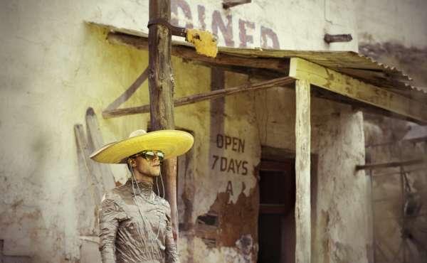 La exposición fotográfica de localizaciones de cine visitará nueve municipios hasta el 28 de octubre