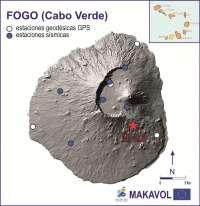 El ITER registra actividad sísmica anómala en el interior de la isla de Fogo, en Cabo Verde