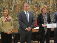Quiroga y Monago destacan los lazos que unen a Euskadi y Extremadura