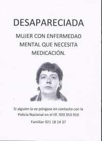 Buscan a una mujer de El Espinar (Segovia) con enfermedad mental que escapó del Hospital Provincial de Ávila