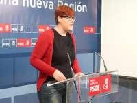 El PSOE acusa al PP de no aplicar el código ético de su propio partido en la Región