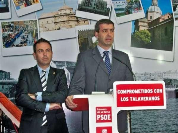 PSOE pide a PP que apoye el pacto por el agua y se mantenga la unidad para a garantizar un crecimiento sostenible
