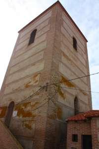 Piden a Iberdrola la retirada del cableado en iglesias mudéjares de Don vidas y San Esteban de Zapardiel (Ávila)