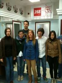 AMPL Lucía Rábago abandona la secretaría general de Juventudes Socialistas de Cantabria