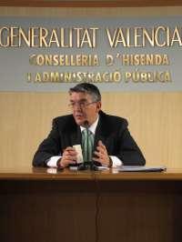 La Generalitat presenta facturas pendientes de pago por importe de 4.069 millones de euros