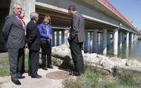 Bonig destaca que la Generalitat ha invertido 74 millones en conservación de carreteras en la provincia de Valencia