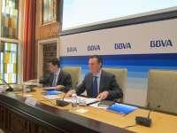 BBVA estima una contracción del 0,6% en 2012 en Euskadi y una leve recuperación, del 0,7% en 2013