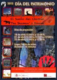 El Museo de Altamira celebra este miércoles el Día del Patrimonio con la proyección del documental 'El sueño del chamán'