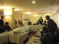 Representantes de Equo de varias provincias de España constituyen un grupo de trabajo sobre la gestión de los ríos
