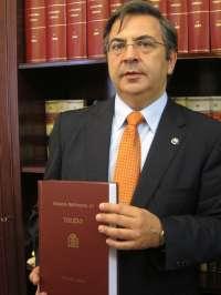El fiscal general del Estado preside este viernes la imposición de la Cruz de San Raimundo al fiscal jefe de Toledo