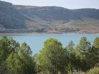 Los embalses de la Cuenca del Ebro se encuentran al 59,8%