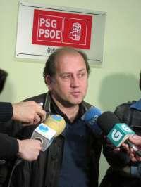 El PSdeG distingue la situación de Conde Roa de la de Orozco porque el alcalde de Santiago