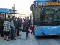La nueva tarjeta naranja del transporte urbano para los pensionistas de Toledo recibe el apoyo de todos los partidos