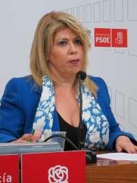Mámen Sánchez (PSOE) acusa al subdelegado de falsear los datos sobre la segunda fase de los BAM