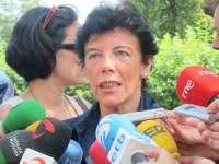 Celaá dice que los recortes del Ministerio supondrán