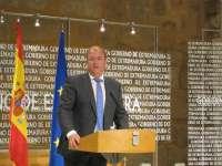 José Antonio Monago inicia esta martes una visita oficial al País Vasco