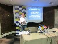 Ryanair incorpora dos nuevas rutas a Gran Canaria y Sevilla desde Bilbao que operarán a partir del 22 de junio