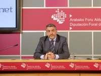 De Andrés reitera su propuesta para que Álava acoja el Centro del Envejecimiento