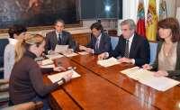 Celebrada la II reunión de la mesa de trabajo del Plan de estímulo de la actividad económica y el empleo
