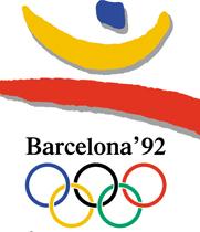 Logo Barcelona 1992.