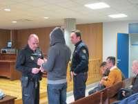 Policías admiten que la ejecutiva secuestrada