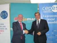 Cajamar aporta soluciones financieras para dar respuesta a las necesidades de las empresas de economía social