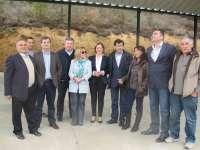 La Diputación de León ha invertido en los municipios de Fabero y Sancedo cerca de 9,5 millones en los últimos años