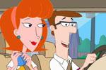 <p>Linda y Lawrence</p>