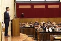 Jiménez urge a Arenas a exigir al Gobierno que ponga fin a su