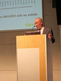 Rato defiende el futuro de Bankia en solitario y aprovechando sinergias