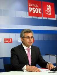 PSOE critica que la deuda riojana llegue a 900 millones, el déficit sea el 1,97%