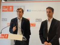 El PSIB presenta enmiendas a los PGE para que lleguen a Baleares 250 millones de inversiones estatutarias