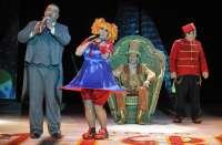Circo Alegría lleva desde mañana el espíritu de los payasos de la tele a Burgos con su espectáculo 'Había una vez'