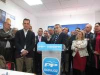 Fragoso se presenta a la reelección como presidente provincial del PP con el