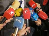 Asociaciones de periodistas se concentran este jueves en más de 40 ciudades españolas para reivindicar su trabajo