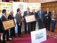 Cinco millones de cupones de la Once de hoy llevan el logotipo del VIII Centenario de la Universidad de Palencia