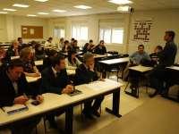 AERTIC ofrece prácticas profesionales a 33 alumnos de Ingeniería Informática de la UR